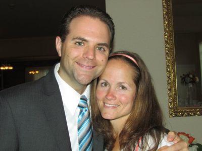 Steve and Tara